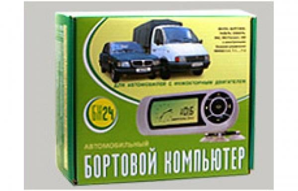 Бортовой компьютер БК-24 (ГАЗ, инжектор)