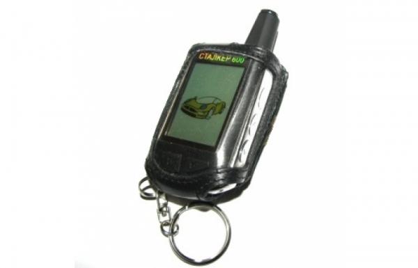 Чехол ЖК-брелока Сталкер-600 LAN3  на кнопке