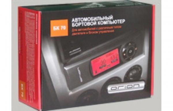 БК-70 (2110 с европанелью, Лада Приора)