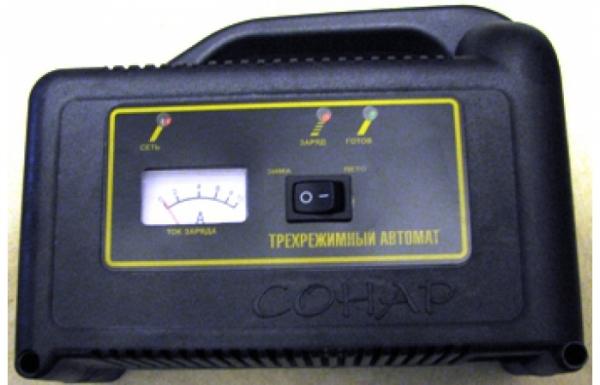 Зарядное устройство Сонар 207-П (автомат, 5а)
