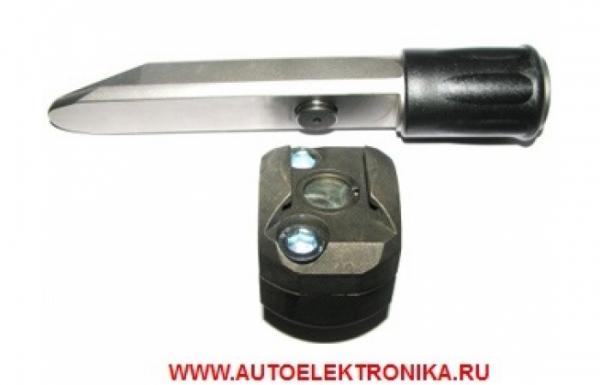Гарант Блок Люкс 373 для автомобилей KIA Cee'd / 2007 - 2010 / 2010 - 2012 / МКПП /