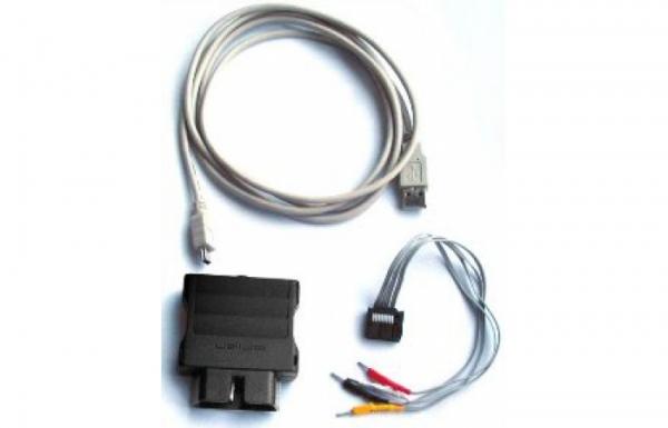 Услуга проката адаптера USB-OBD II