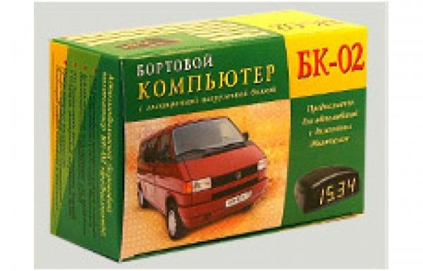Автомобильный бортовой компьютер БК-02 (дизель)