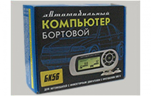 Бортовой компьютер БК-56 (Ford Focus I)