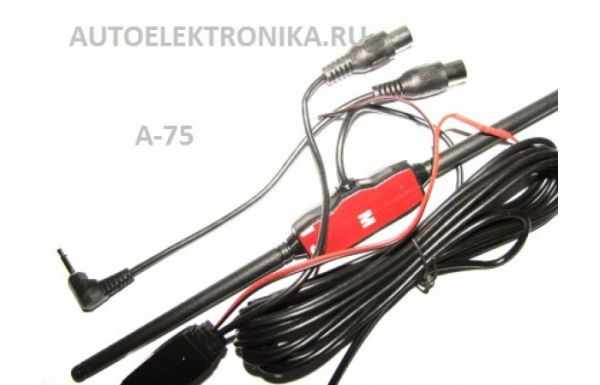 Телевизионная автомобильная антенна НПП Орион А-75