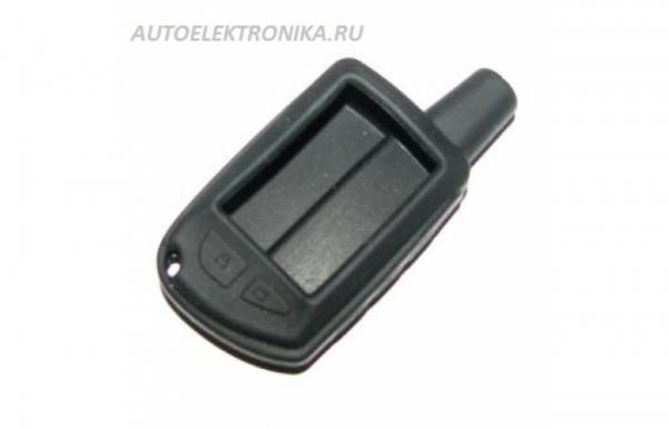 Чехол силиконовый брелока Сталкер-600LAN3 (черный)
