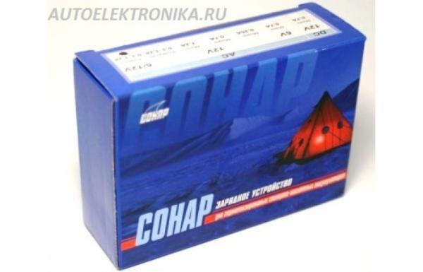 Зарядное устройство Сонар - Комби (6V и 12V) УЗ 205.09