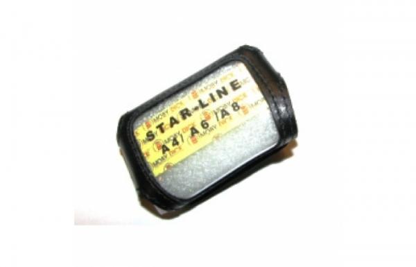 Чехол на кнопке ЖК-брелока StarLine A4 A6 A8