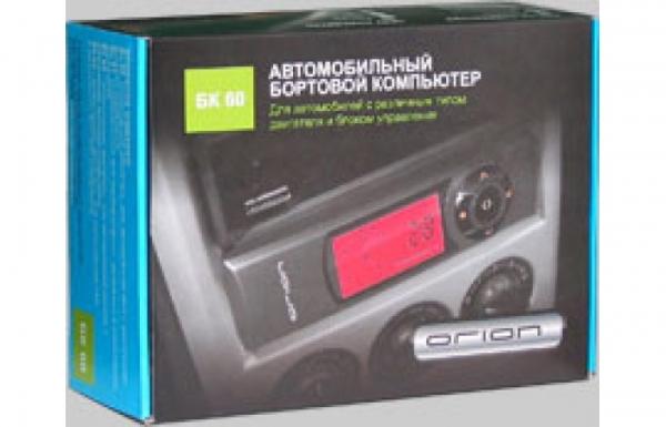 Бортовой компьютер БК-61 (В 1-DIN место,универсальный)
