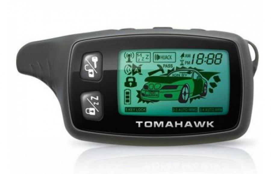 Брелок автосигнализации Tomahawk TW 9020, TW 9030