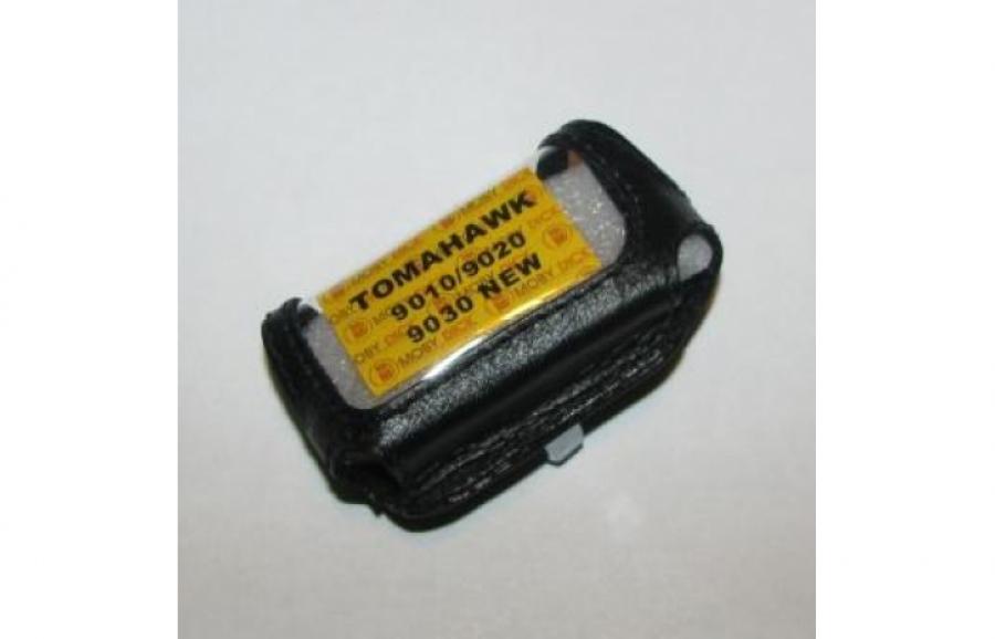 Чехол на липучке ЖК-брелока Tomahawk 9010 9020 9030 (вариант пошива 2)