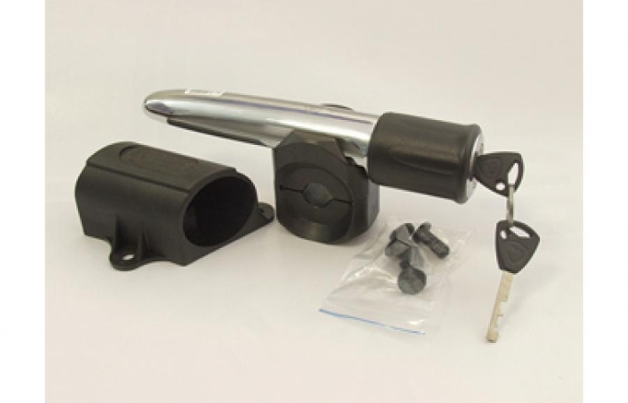 Гарант Блок Люкс 102 для автомобиля ГАЗ Волга ( только с ГУР, рулевой вал d=22 мм, все года выпуска )