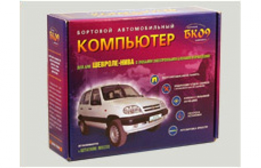 Бортовой компьютер БК-09 (Niva-Chevrolet)