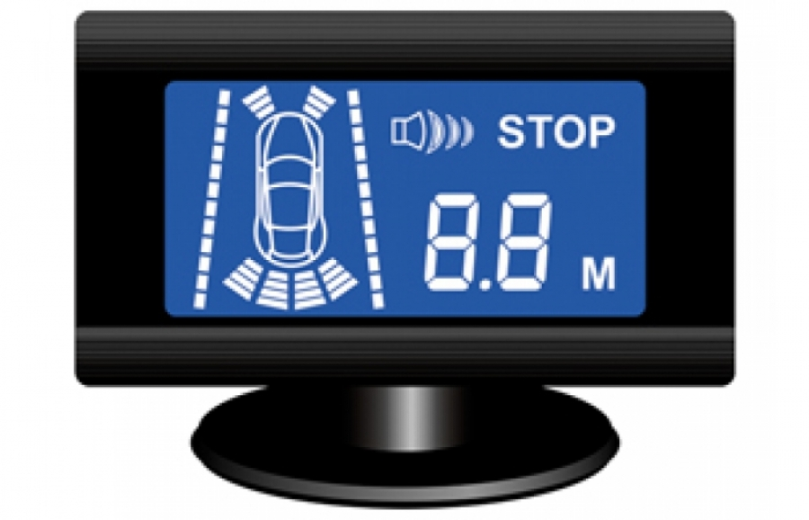 Парковочный радар ( парктроник ) ParkCity Tallinn 818/305L black