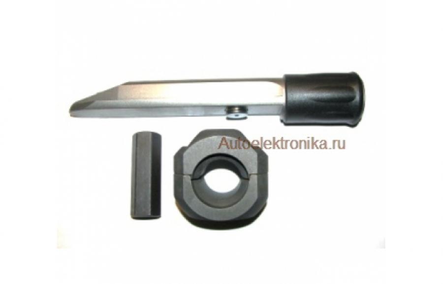 Гарант Блок Люкс 160 для автомобиля Nissan Tiida / 2007 - 2010 / АКПП и МКПП /