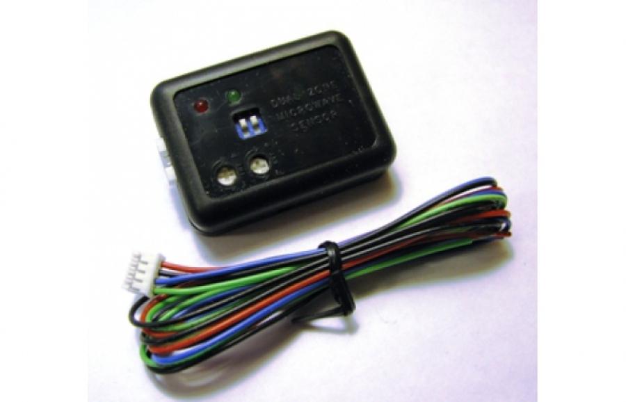 Микроволновый датчик MWS-203 (двухзоновый)