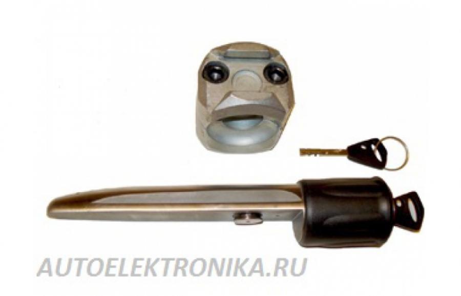 Гарант Блок Люкс 130 для автомобиля ВАЗ 2191 Granta Liftback / 2014 - 2018 / комплектации с ЭлУР /