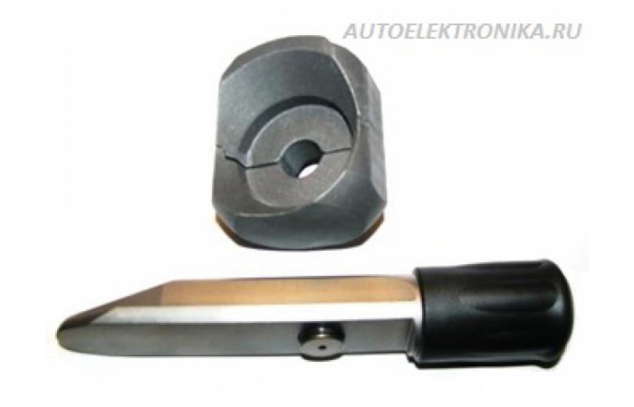 Гарант Блок Люкс 363 для автомобилей Toyota Corolla / 2007 - 2012 / вал d=19 мм /