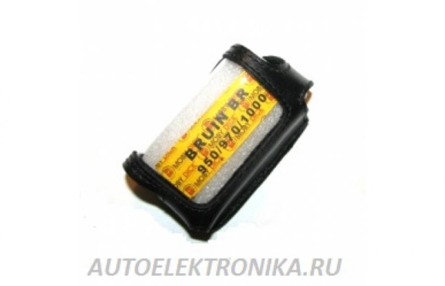 Чехол на кнопке ЖК-брелока BRUIN BR 950 970 1000