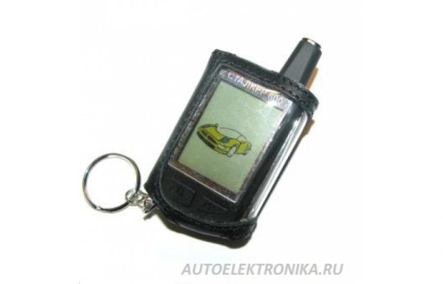 Чехол ЖК-брелока Сталкер-600 LAN3 на застежке