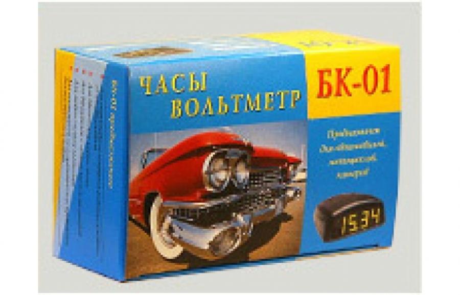 Автомобильный бортовой компьютер БК-01