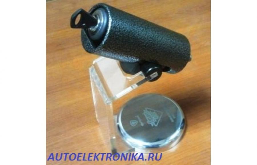 Защитный панцирь. Дополнительная защита от спиливания замков рулевого вала Гарант Блок.