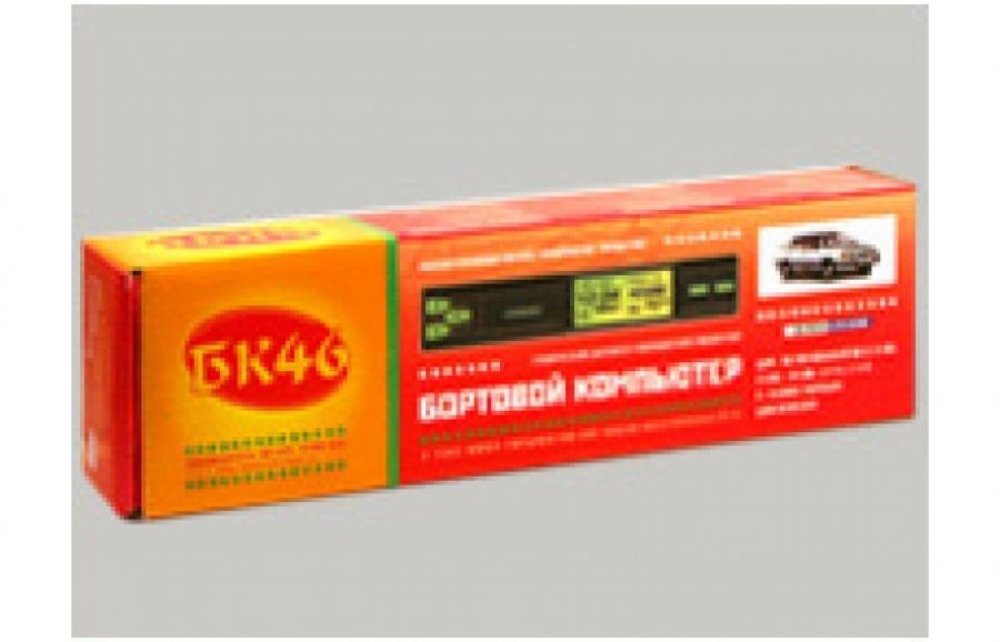 Бортовой компьютер БК-16 new (ВАЗ 2108-15, инжектор и карбюратор)
