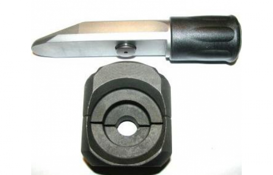 Гарант Блок Люкс 677 для автомобиля KIA Venga /2011-2013/ рулевой вал d=15,3 мм /